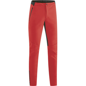 Gonso Odeon Softshell Broek Heren, high risk red